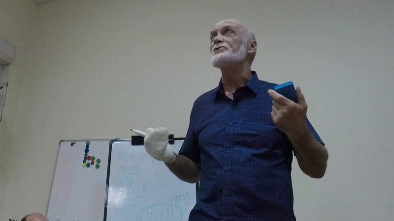 Игорь Вышин - Основы построения слов в русском языке или почему спасибо лучше, чем благодарю (3)