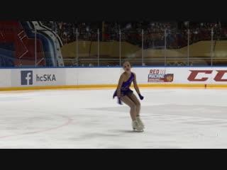 Наталья Ковалева Вилеса Айс 20181126 Ice Diamonds G 1U 2007 FS