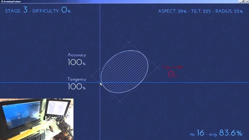 Ellipse Drawing Trainer v0 03 WIN OSX смотреть онлайн без регистрации