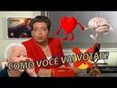 Dilma ensina como votar