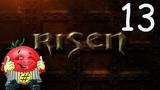 Прохождение Risen 13я часть Мыслить, как преступник...