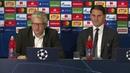 Pressekonferenz nach YB - Manchester United (0:3)