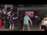 Соревнования по JUST DANCE в лагере Горная семейка, 2 смена лето 2018