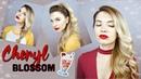 Прически Шерил Блоссом из сериала Ривердейл 🍒 the cw RIVERDALE Cheryl Blossom Hair Tutorial