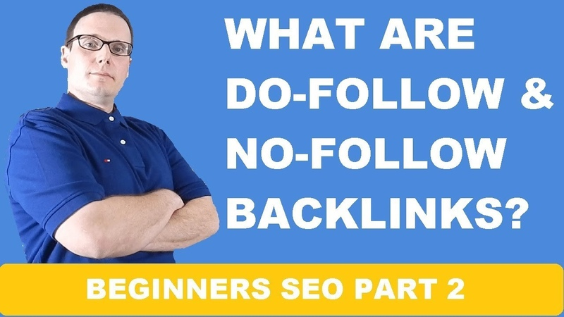 SEO Whats The Difference Between Do Follow and No Follow Back Links