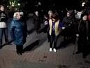 Танцы На Приморском Бульваре - Севастополь - 02.12.18 - Певец Сергей Соков