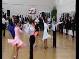 В Каменске состоялся турнир по спортивным бальным танцам