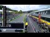 GP2 2018. Round 9. Belgium. Race1