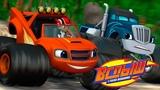Вспыш и чудо машинки Гонка к вершине мира #4 Игры мультики про машинки для детей