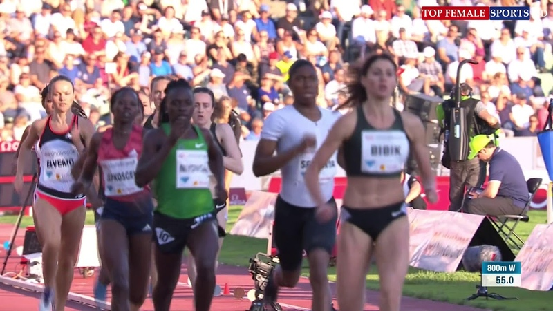 2018-06-07 - 800m - IAAF Diamond League - Oslo