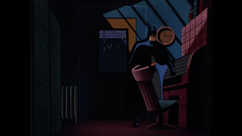 Сезон 01 Серия 56: Не вижу зла | Бэтмен (1992-1995) / Batman: The Animated Series | See No Evil