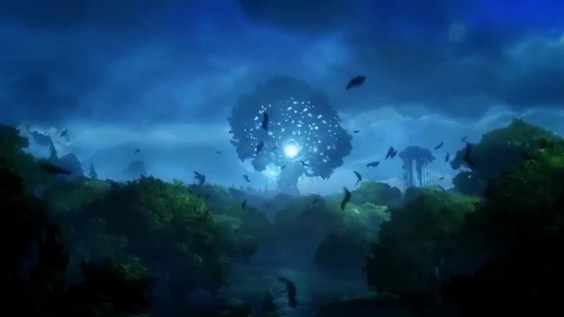 Ori, Lost In the Storm - Gareth Coker (feat Aeralie Brighton) [1 Hour]