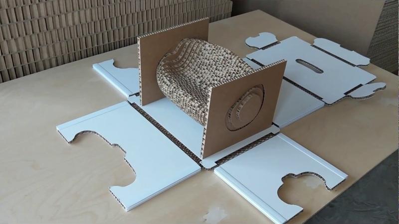 Короба из сотового картона лучшая упаковка