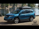 💥2019 Honda Pilot a complete look at the brand's updated bestseller