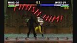Mortal Kombat 3 (Arcade) - Fatalities on Noob Saibot