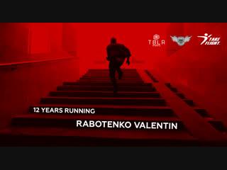12 YEARS RUNNING | RABOTENKO VALENTIN | SHOWREEL 2018