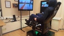 Подвижный VR аттракцион, авиа-симулятор 3DOF