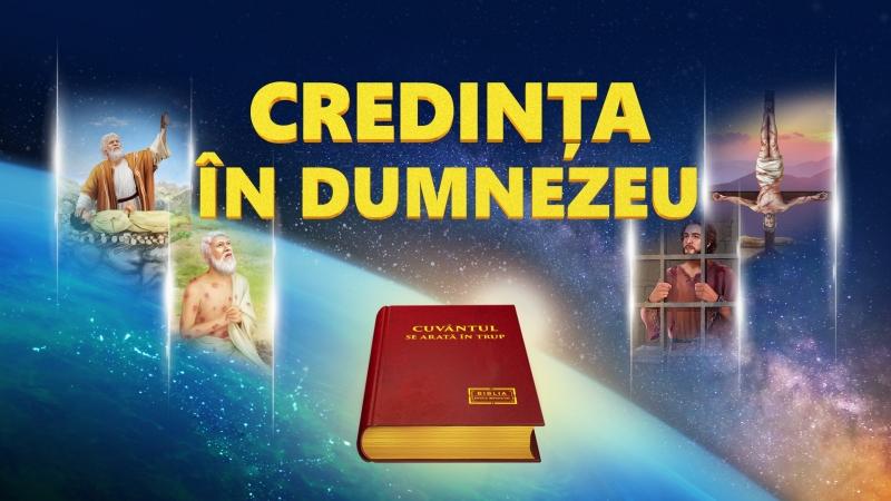 """Trailer film crestin """"Credința În Dumnezeu"""" Dezvăluind misterul credinţei în Dumnezeu"""