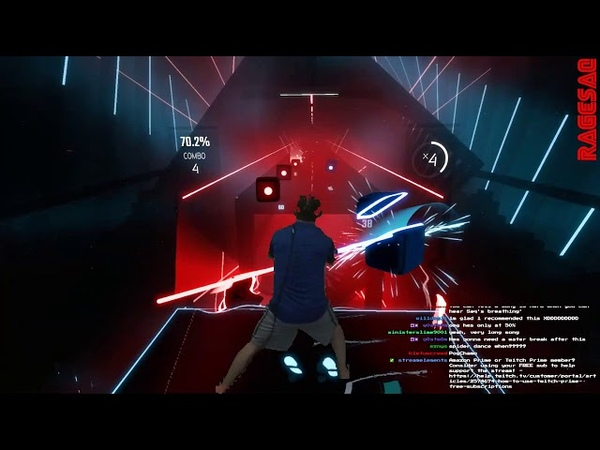 Beat Saber - Rap God (Explicit) - Darth Maul style - I'm beginning to feel like a Sith Lord