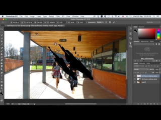 Add PEOPLE to your RENDER in Photoshop