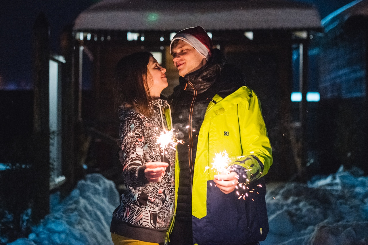 Новый год в Архызе!