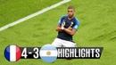 France vs Argentine 4-3 Buts Resume 1/8 De Finale Coupe Du Monde 2018