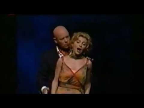 Natalie Dessay Die Entführung aus dem Serail Martern aller Arten LIVE Geneve 2000