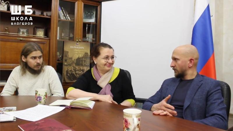 Фёдор Тарабукин на встрече с активом ШВБ