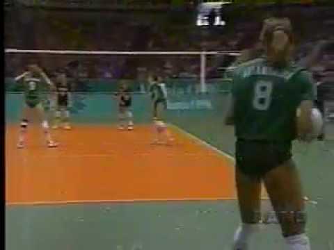Yevgenya ARTAMONOVA vs. Canada.. 96 Olympics