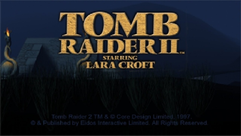 [PS1USA] Tomb Raider II (Beta) [1997.09.30] - Level 01 The Great Wall