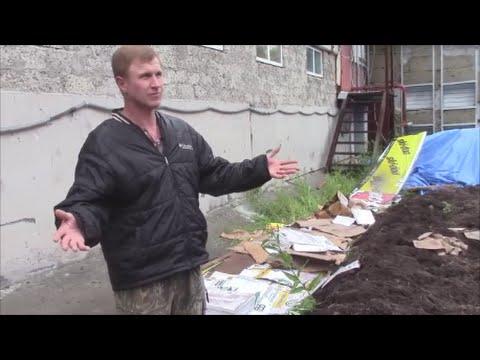 АТ43 Черви Старатели первый день после зассиления 24 07 2014