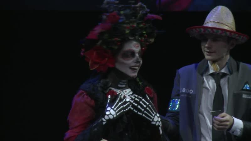 Старкон Halloween 2018 (награждение) - Dea Vesta