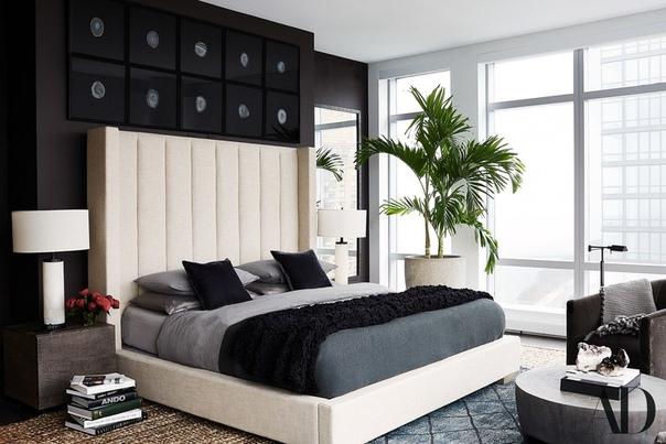 Апартаменты Керри Вашингтон в Нью-Йорке для журнала Architectural Digest, Март 2019