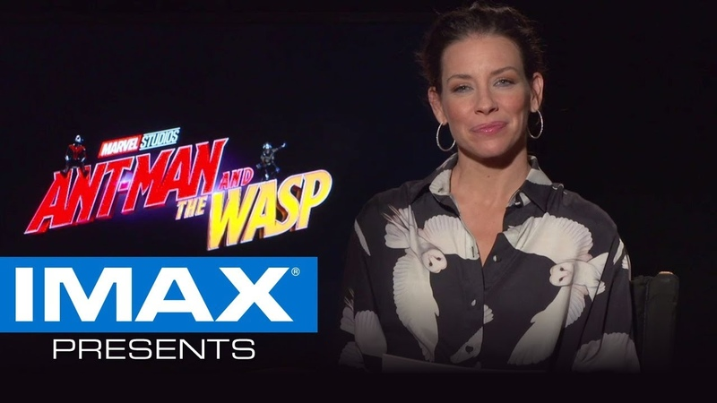 IMAX® Presents What would the Ant-Man and the Wasp cast do with 26 more