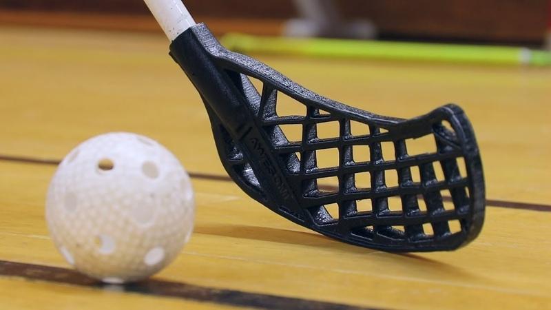 3D Printed Floorball Blade - Will It Work?