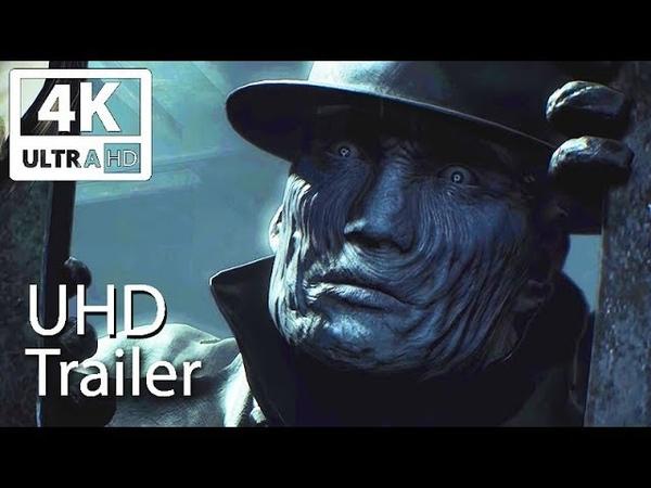 RESIDENT EVIL 2 4K (Обитель зла в 4к) PS4 Pro Ultra HD