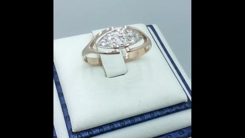 Кольцо 585 пробы, вес 2,26 гр, размер 19, цена 6 328 р.