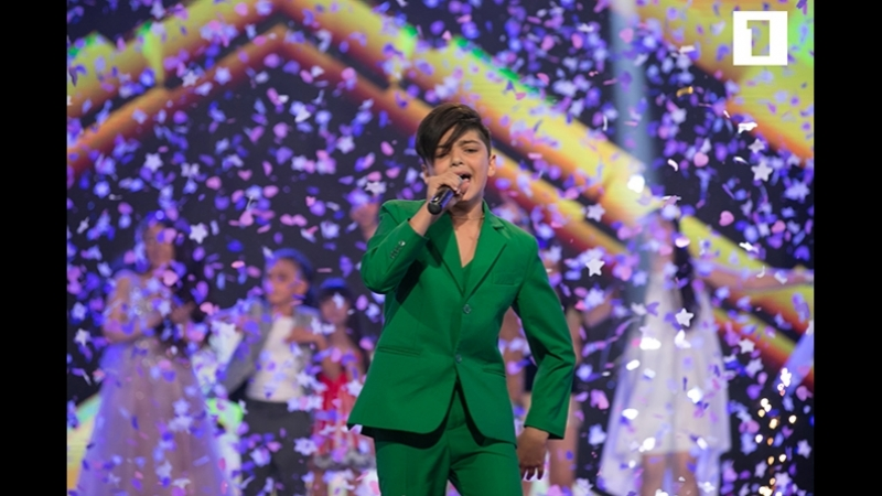 Levon Galstyan stage name L.E.V.O.N from Artsakh will represent Armenia at Junior Eurovisi