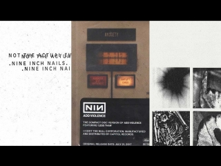 Обзор мини-альбомов NIN: Not the Actual Events, Add Violence, Bad Witch