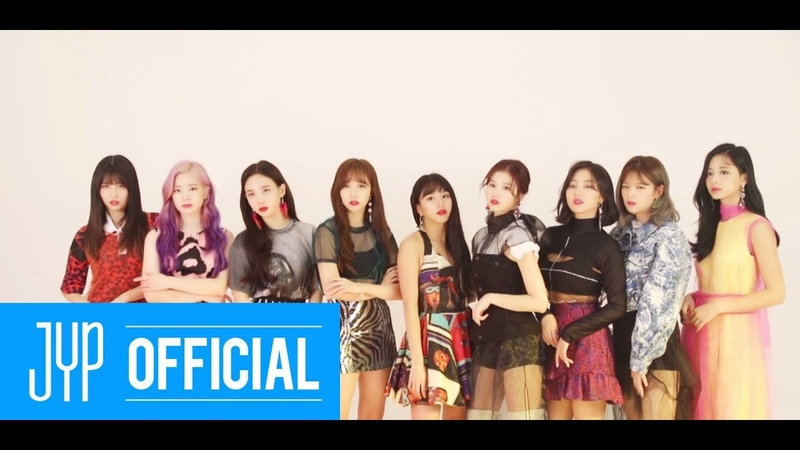 TWICE YES or YES ALBUM PLAY