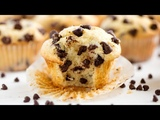 How to Make Easy Chocolate Chip Muffins The Stay At Home Chef