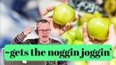 Learn English Daily Easy English 1209 ~gets the noggin joggin'