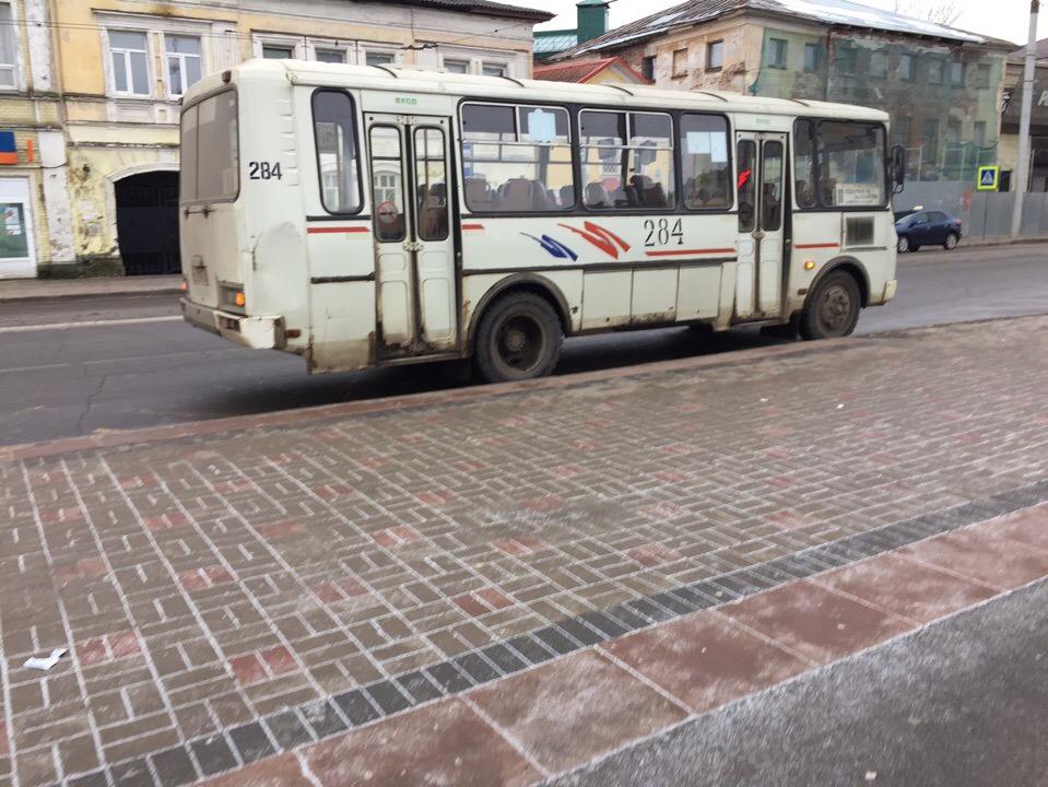 Автобус марки