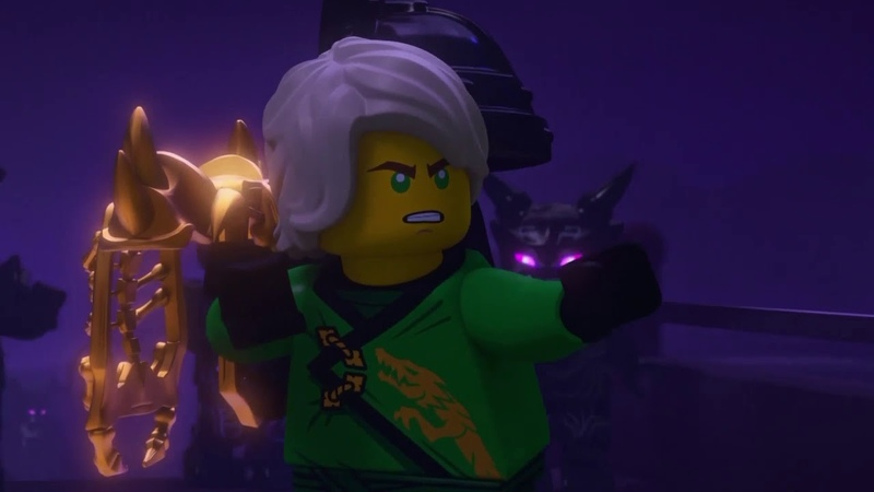 Cartoon Network Ninjago Masters of Spinjitzu March of the Oni Special Event Promo