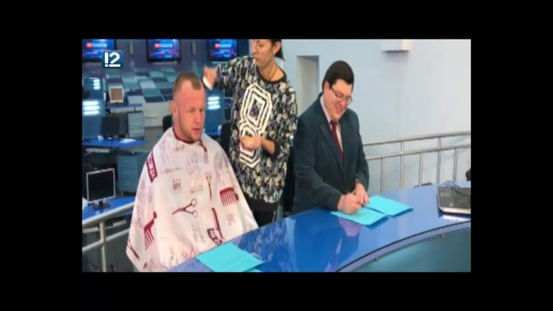 Анонс. НеформаТВ Александр Шторм с Новостями спорта