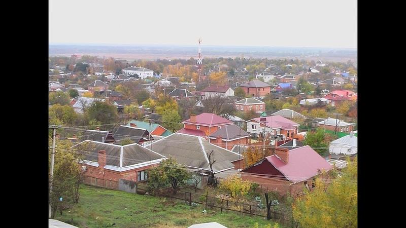 Усть-Лабинские пейзажи. Богдан Афанасьев