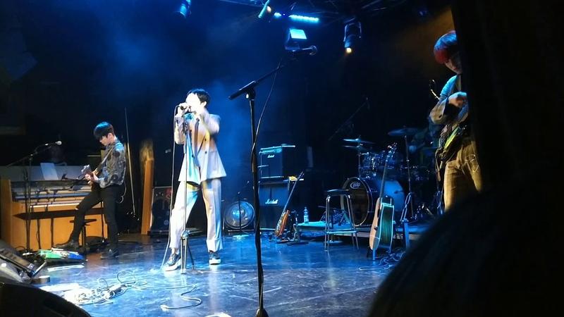 [사우스클럽]South Club - I Got The Blues @Gloria, Helsinki (FINLAND) 팬캠