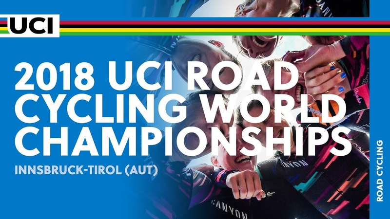 2018 UCI Road World Championships - Women Team Time Trial