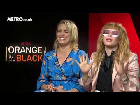 Taylor Schilling and Natasha Lyonne interview with Metro UK