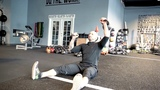 Athletic Double Kettlebell Complex For Fat Loss And Lean Muscle